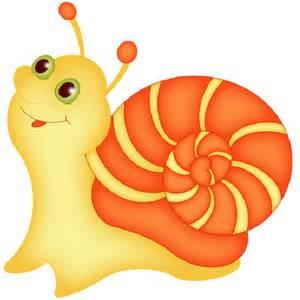 Cartoon Snail Clip Art