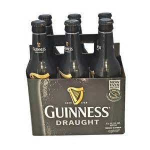 Guinness Draught Bottle Beer