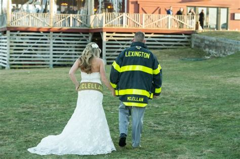 Firefighter And Countrified Engagement Photos??