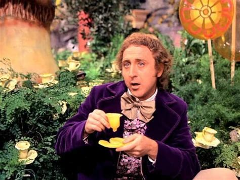 wonka treats    werent  pure imagination