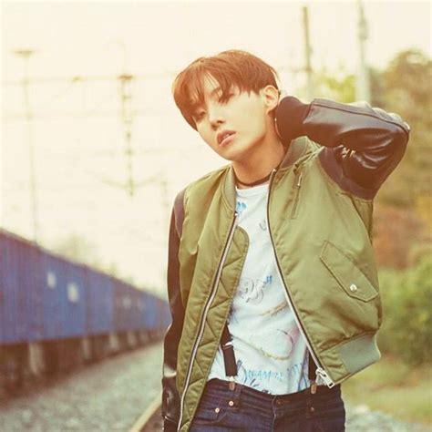 BTS Jhope's visuals