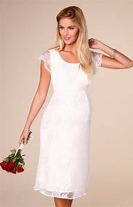 april wedding nursing lace dress ivory maternity wedding With april wedding dresses