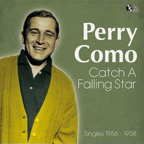 perry como songs catch a falling star 2 part choir sheet music by by