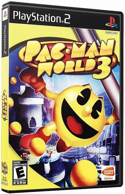 Pac Games 3d Launchbox