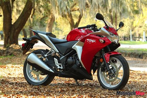honda cbr cc and price 2011 honda cbr250r top speed review motorcycle mojo magazine