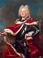 Portrait of Frederick Augustus II, Elector of Saxony oil ...