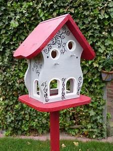 Großes Vogelhaus Selber Bauen : gro es vogelhaus nistkasten vogelvilla vogelh user futerh user ~ Orissabook.com Haus und Dekorationen