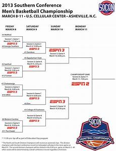 SoCon Tournament Bracket and Travel Information ...