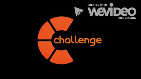 challenge tv ident  youtube