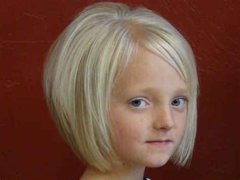 short hairstyles for girls ages 8 10 short hairstyles for