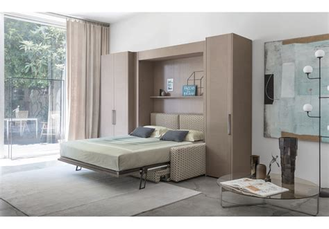 Stowaway Bed by Piazzaduomo Flou System With Stowaway Bed Milia Shop