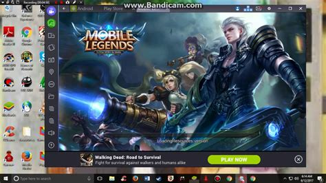 How To Play Mobile Legends In Pc Via Bluestacks