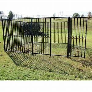 Outdoor dog kennels for sale in usa 10 x 10 kennel for Outdoor dog cages for sale