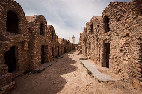 tataouine town  tunisia thousand wonders