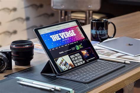ipad pro laptop google docs replace ios working apple laptops office bareham microsoft verge finally tablets won using james take