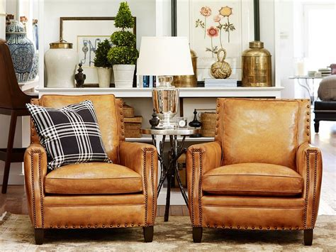 budget imges sitting best furniture best rustic living 5 leather chairs that your home needs