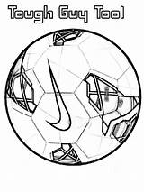 Coloring Soccer Ball Pages Printable Boys Trophy Getdrawings Line Drawing sketch template