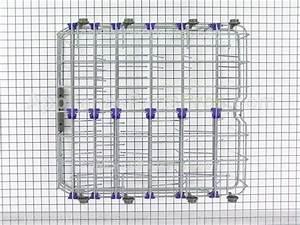 Lg 3751dd1001c Rack Assembly