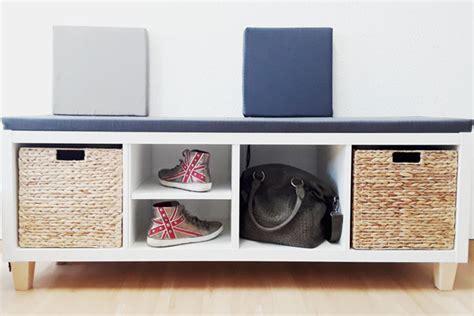 Kallax Als Sitzbank by Ikea Hack Kallax Als Sitzbank Bequem Und Stylisch