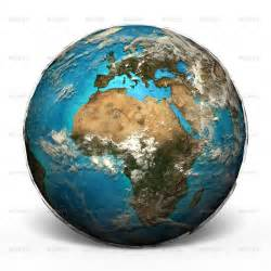 World Earth Globe 3D