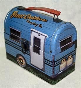 Lunch Box Travel Trailer