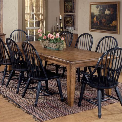 extension dining room tables liberty furniture treasures extension leg table pedigo 7105