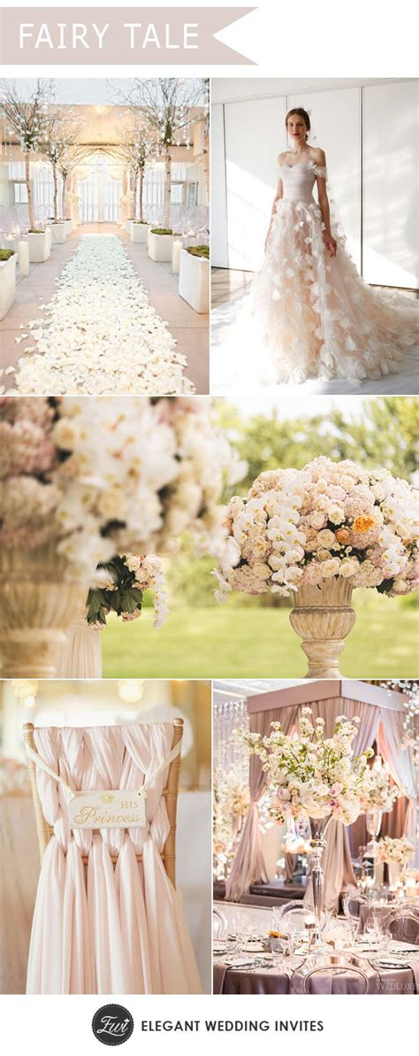 ten trending wedding theme ideas