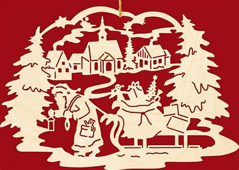 Taulin Fensterbild Weihnachten Weihnachtsmann Mit
