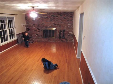 How To Paint A Brick Fireplace With Brick Anew