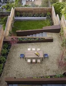 les 241 meilleures images du tableau jardin contemporain With ordinary amenagement terrasse et jardin 6 le domaine du paysage