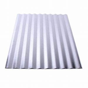 metal sales 10 ft classic rib steel roof panel in With 4 rib metal roofing