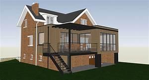 Construire Une Extension En Bois Soi Même : construire extension en bois ~ Premium-room.com Idées de Décoration