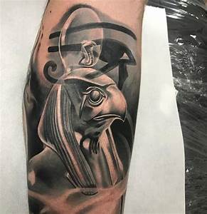 54 Egyptian Tattoos Ideas with Meanings (2018)
