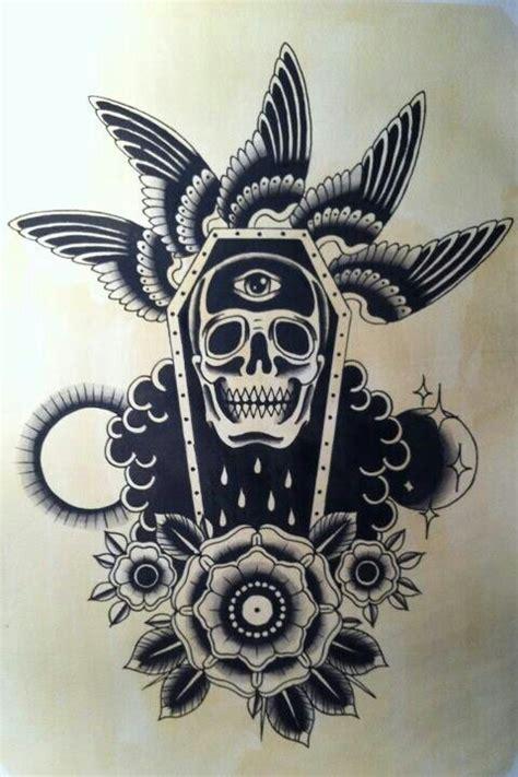 Best Tattoo Flash Images Pinterest