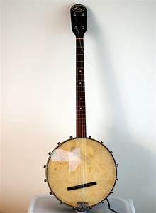 Of Wood and Strings: Franken Tenor Guitar/Banjo