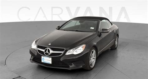 Fletcher jones has been a household name for over 70 years and continues carvana. Used 2014 Mercedes-Benz E-Class Convertible E 350 For Sale Online | Carvana