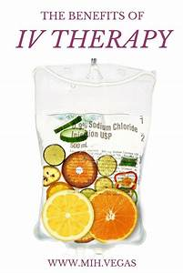 Intravenous Vitamin Therapies Are Used To Diagnose  Treat  And Prevent Nutritional Deficiencies