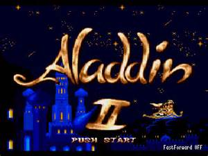 Aladdin II - Download - ROMs - Sega Genesis/Sega MegaDrive (GEN) Russia