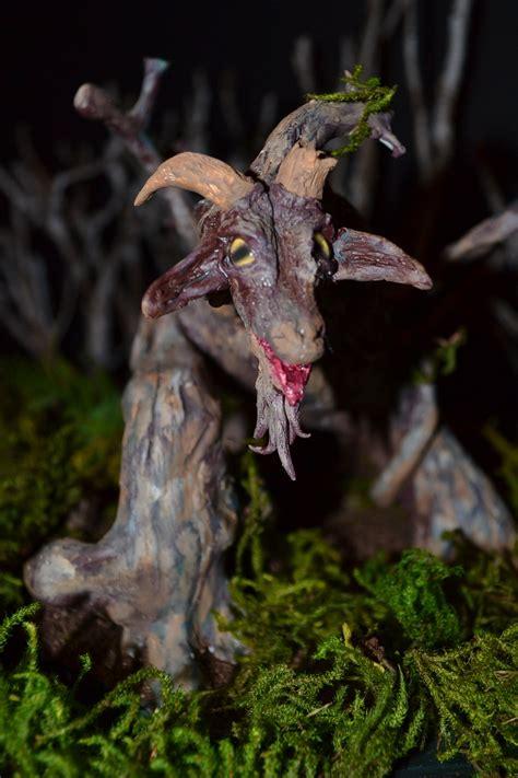 Goat Ent Creature — Stan Winston School of Character Arts ...