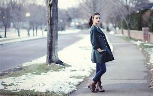 beautiful-girl-jacket-blogger-fashion-winter-hd-wallpaper ...