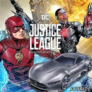 Mercedes Justice League : the batman universe mercedes benz and justice league team for digital comic series ~ Medecine-chirurgie-esthetiques.com Avis de Voitures