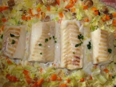 plat facile a cuisiner cabillaud legumes cookeo recette facile à la maison