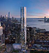New York City Hudson Yard Building