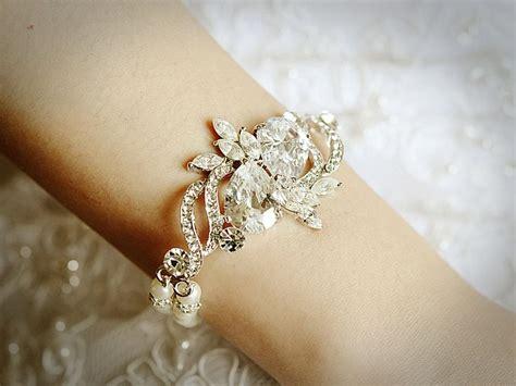 bridesmaid bracelets vintage style wedding bracelet wedding 10 11 12