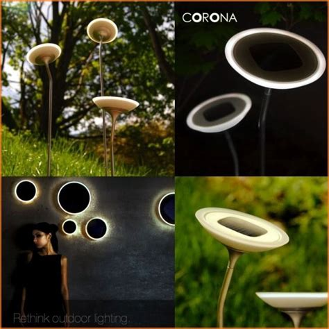 Design Solarleuchten Garten corona solarleuchten garten design blumen solar garden