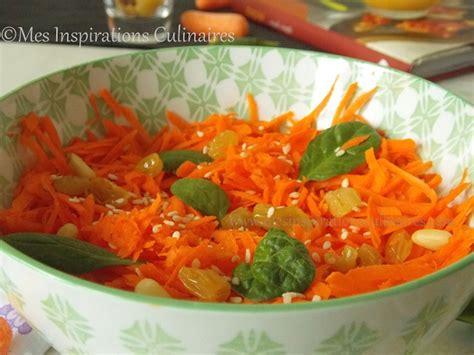 cuisine carotte salade de carottes râpées a l 39 orange le cuisine de