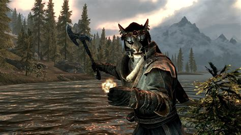 Bethesda Shows Off Quakecon Skyrim Characters The Escapist