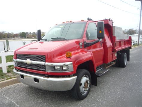 Used Chevrolet Dump Truck For Sale New