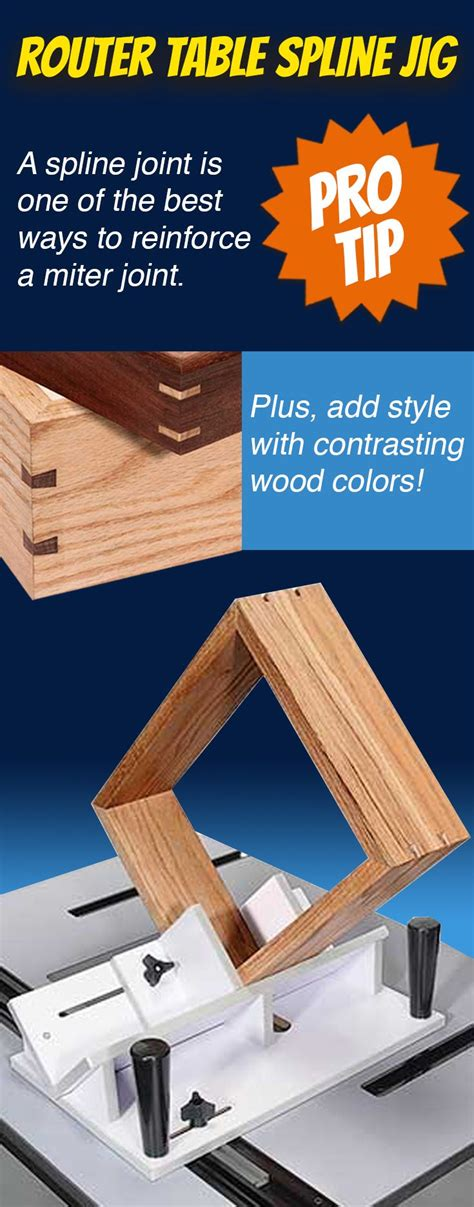 safely create strong  decorative spline joints