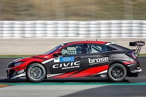 Honda Civic Type R Tcr  Bilder Und Infos - Bilder